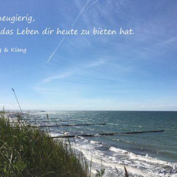 Lebensfreude-Impuls zum Wochenende 21.10.2017
