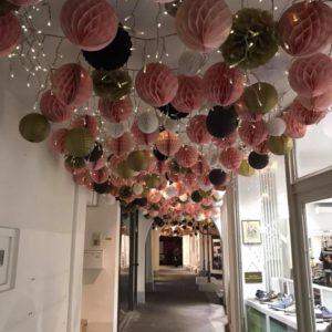 rosa TRAUMwolken Saarbrücken Altstadt
