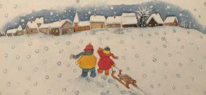 4. Adventsgeschichte... Winterstille