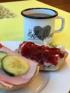 Frühstück bei Hallo Kleines