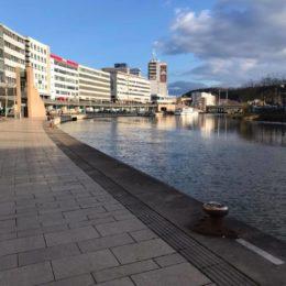 Saarbrücken, Saarpromenade