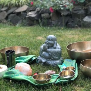 Qigong und Klang in der Natur