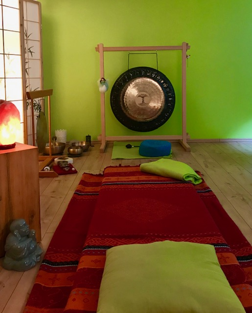 Gong-Therapie - GongBad